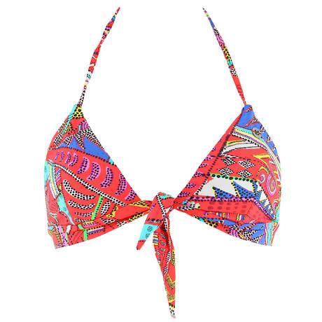 BANANA MOON Maillot de bain triangle Kanahela Multicolore