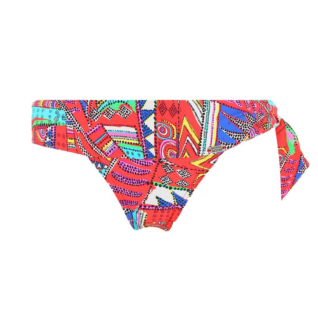 BANANA MOON Maillot de bain slip revers Kanahela Multicolore