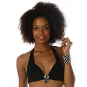 Maillot de bain triangle coques Banana Moon Black