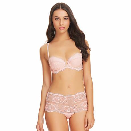 Soutien-gorge push-up Vision Pink Parfait