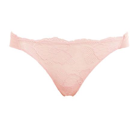 WACOAL Tanga Vision Pink Parfait