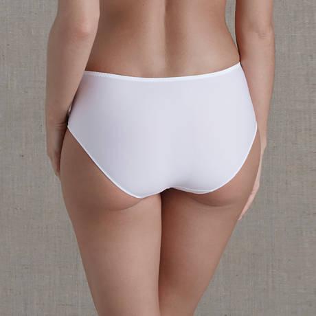 Culotte haute Idylle Blanc