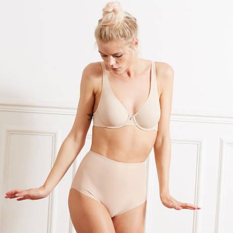 Culotte galbante Azur Nude