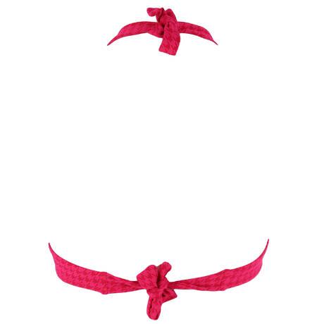 Maillot de bain armatures triangle La Design Plage Rose Plage