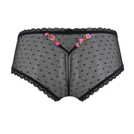 EPRISE DE LISE CHARMEL Shorty Danse Séduction Noir