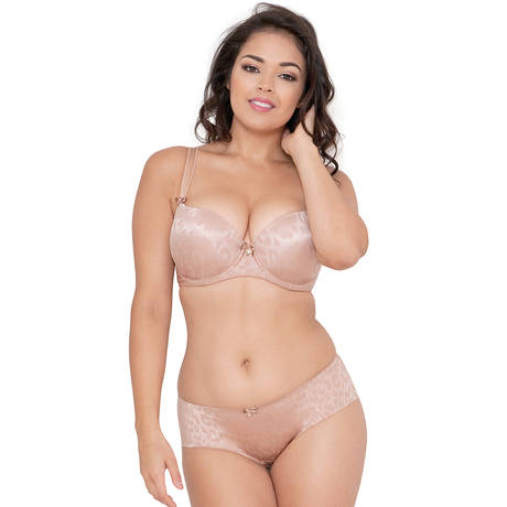 CURVY KATE Shorty Smoothie Wild Blush