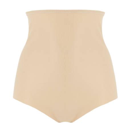 BARBARA Culotte haute galbante Azur Nude