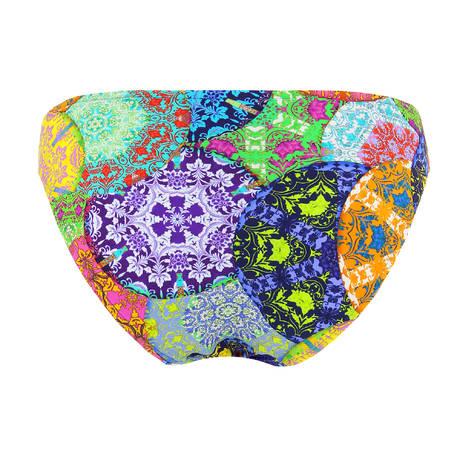 LISE CHARMEL Maillot de bain slip Venezia Artiste Venezia Multicolore