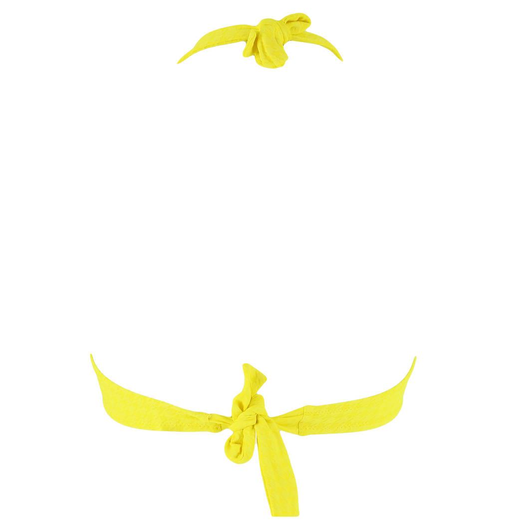 ANTIGEL Maillot de bain armatures triangle La Design Plage Jaune Plage