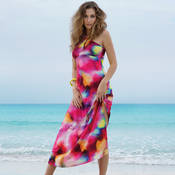 Robe de plage longue Antigel La Design Plage