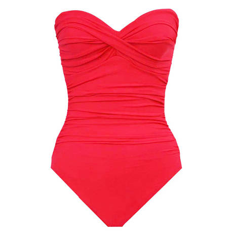 Maillot de bain 1 pièce Barcelona Must Haves Coral Org
