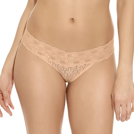 Slip Halo Lace Naturally Nude