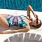 CHANTELLE Maillot de bain 1 pièce Bahamas Plume