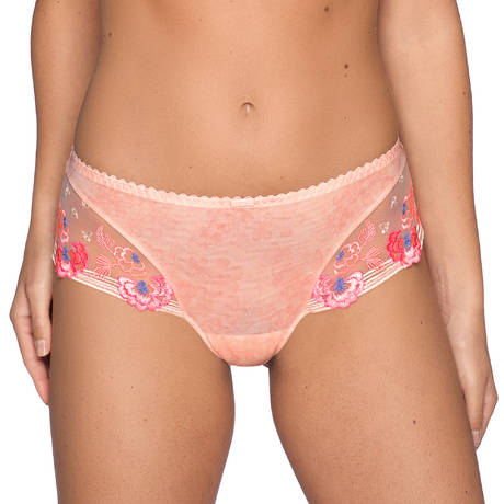 String luxueux Madam Butterfly Glossy Pink