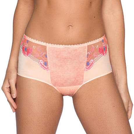 Shorty Madam Butterfly Glossy Pink