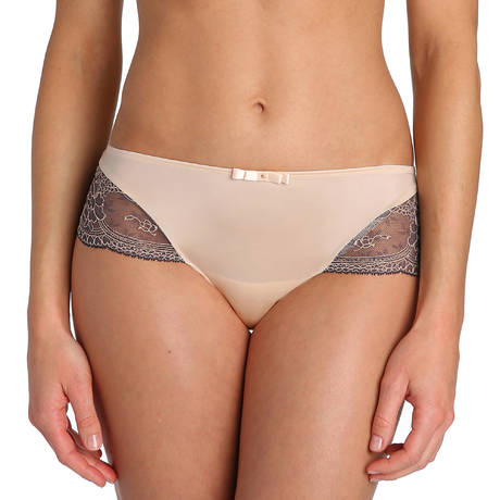 Shorty Charlize Pale Peach