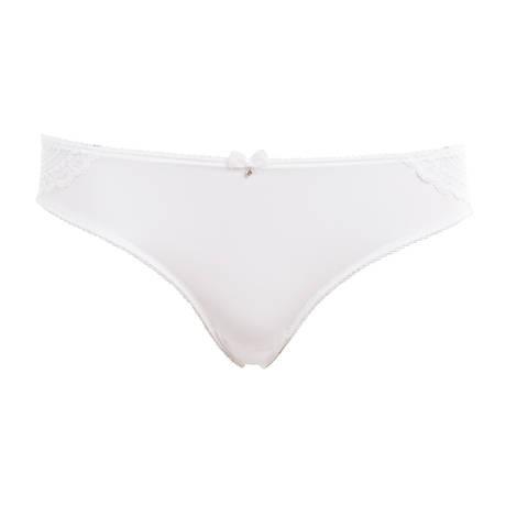 Slip Chrystalle Blanc