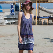 Robe de plage Canat Ecume8