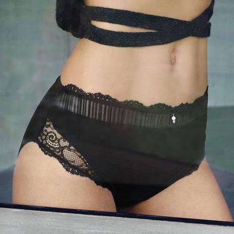 Culotte haute Sofia Noir