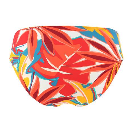 HUIT Maillot de bain slip Lost in Paradise Multicolore