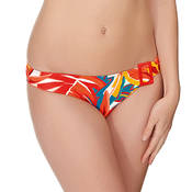 Maillot de bain slip taille basse Huit Lost in Paradise