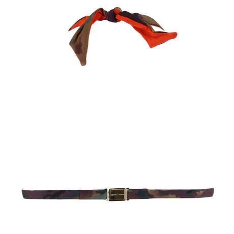 ANDRES SARDA Maillot de bain triangle Orchid Multicolore