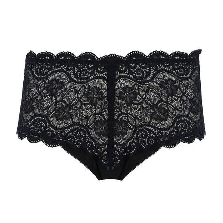 Culotte Amourette 300 Noir