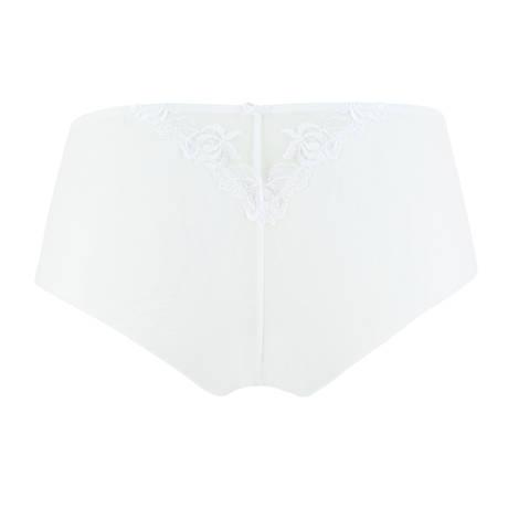 EPRISE DE LISE CHARMEL Shorty Précieux Pétales Blanc