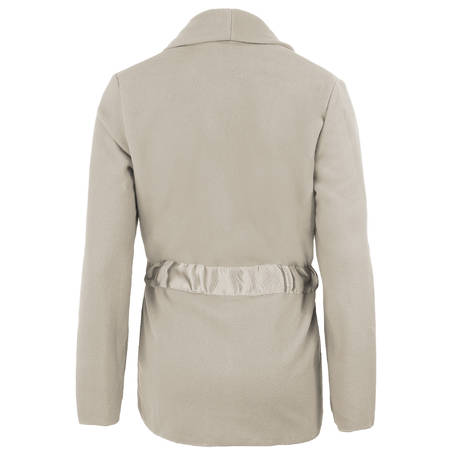 ANTIGEL Robe de chambre courte polaire Simply Perfect Beige Polaire