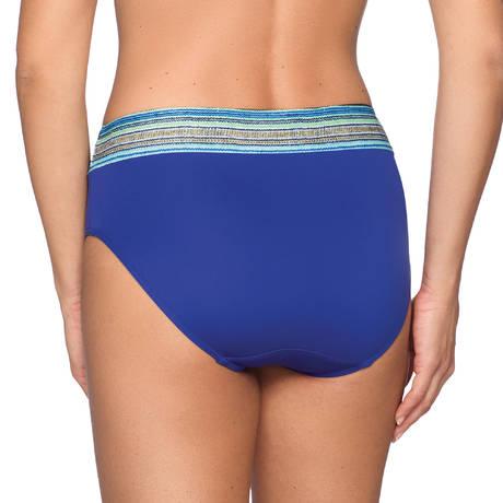 PRIMADONNA Maillot de bain culotte haute Rumba Aruba Blue