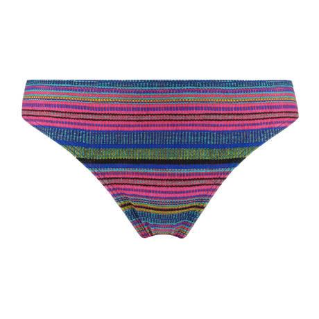 Maillot de bain slip brésilien Rumba Chill Pink
