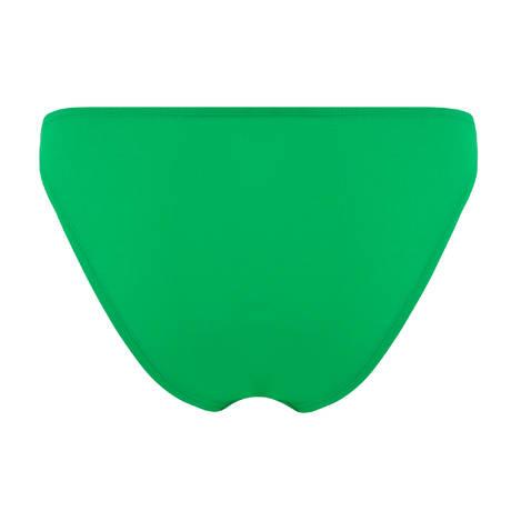 Maillot de bain slip taille basse Saga Keniane Vert