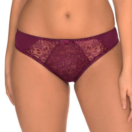 SANS COMPLEXE Slip Divine Violet Saphir