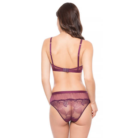 IMPLICITE Soutien-gorge push-up Attitude Blackberry
