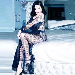 Lamarr Robe Dita Von Teese Loungewear