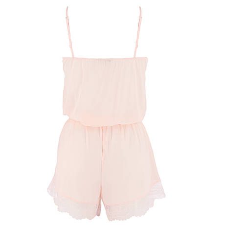 Pyjama Raffinement Précieux Rose poudré