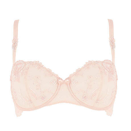 LISE CHARMEL Soutien-gorge corbeille coutures verticales Raffinement Précieux Finition Rose