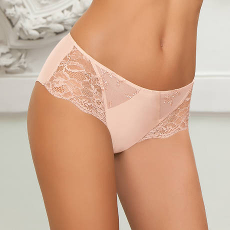 EPRISE DE LISE CHARMEL Shorty Raffinement Douceur Finition Rose