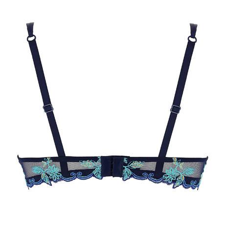 Soutien-gorge corbeille Secret Turquoise Turquoise Marine