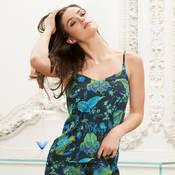 Caraco Lise Charmel Secret Turquoise