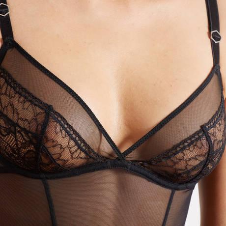 BARBARA Body Beauté Sauvage Noir