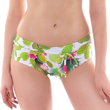 FREYA Maillot de bain shorty Cactus Lime Fizz