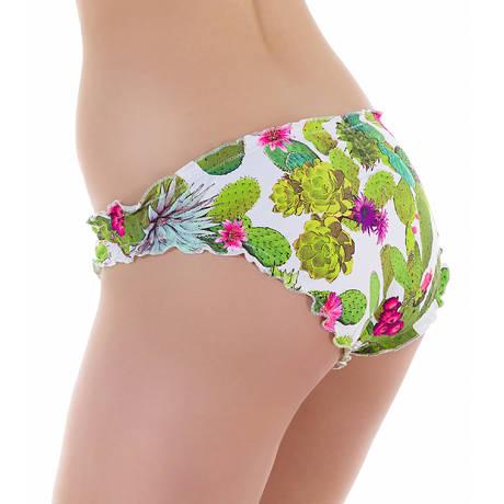 FREYA Maillot de bain slip Cactus Lime Fizz