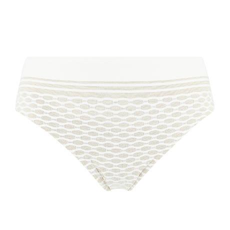 PRIMADONNA Maillot de bain culotte haute Salsa White Yacht