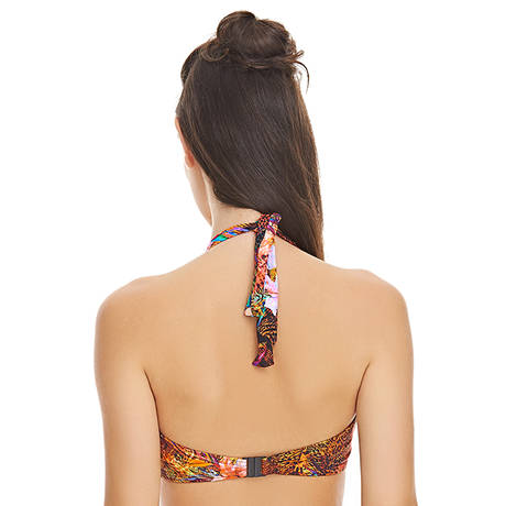 Maillot de bain triangle armatures Safari Beach Multi