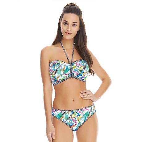 Maillot de bain culotte Tropicool Multi