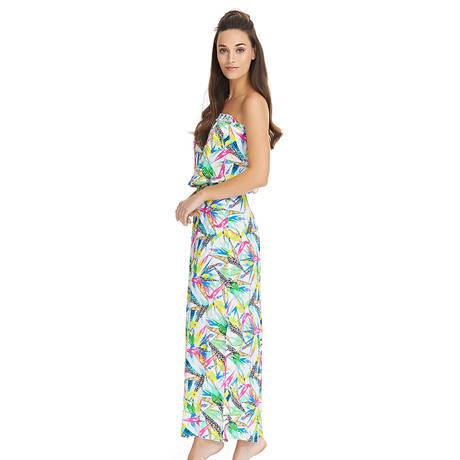 FREYA Robe longue bandeau Tropicool Multi