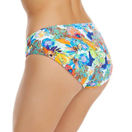 Maillot de bain slip Island Girl Tropical