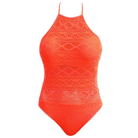 Maillot de bain 1 pièce Sundance Orange Fizz