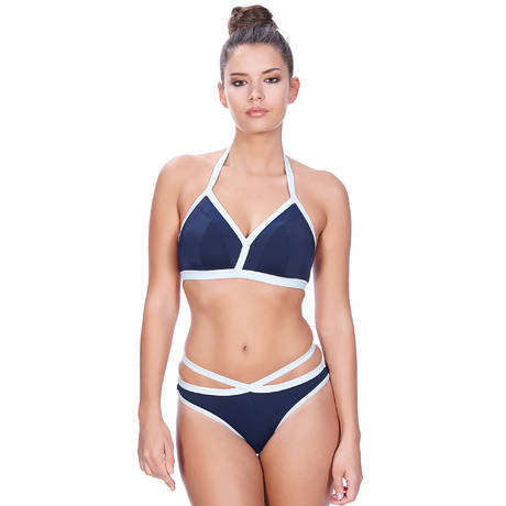 FREYA Maillot de bain triangle coques In The Navy Marine